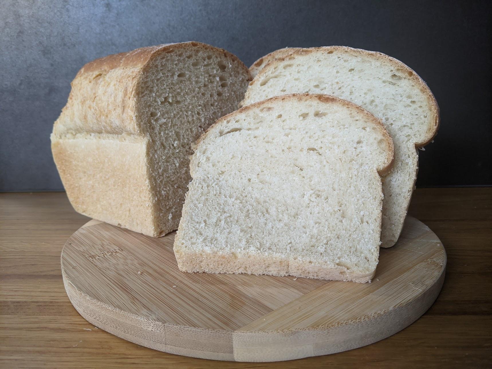 Verwachtingen bij het bakken van brood