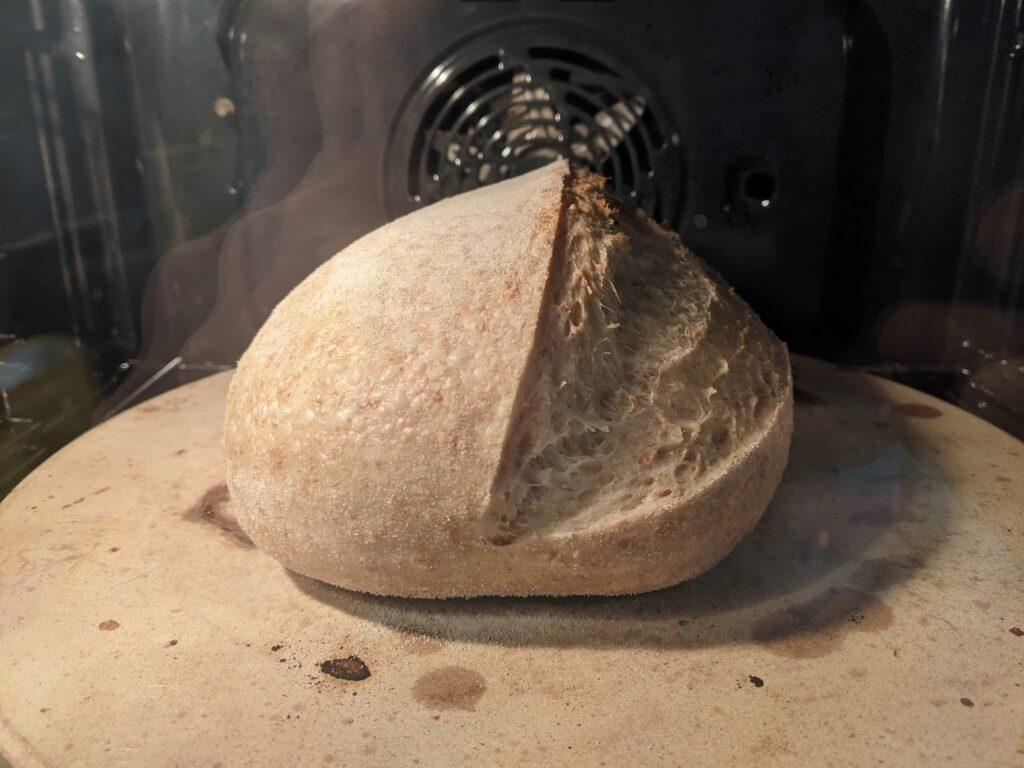 Batard met ovenrijs