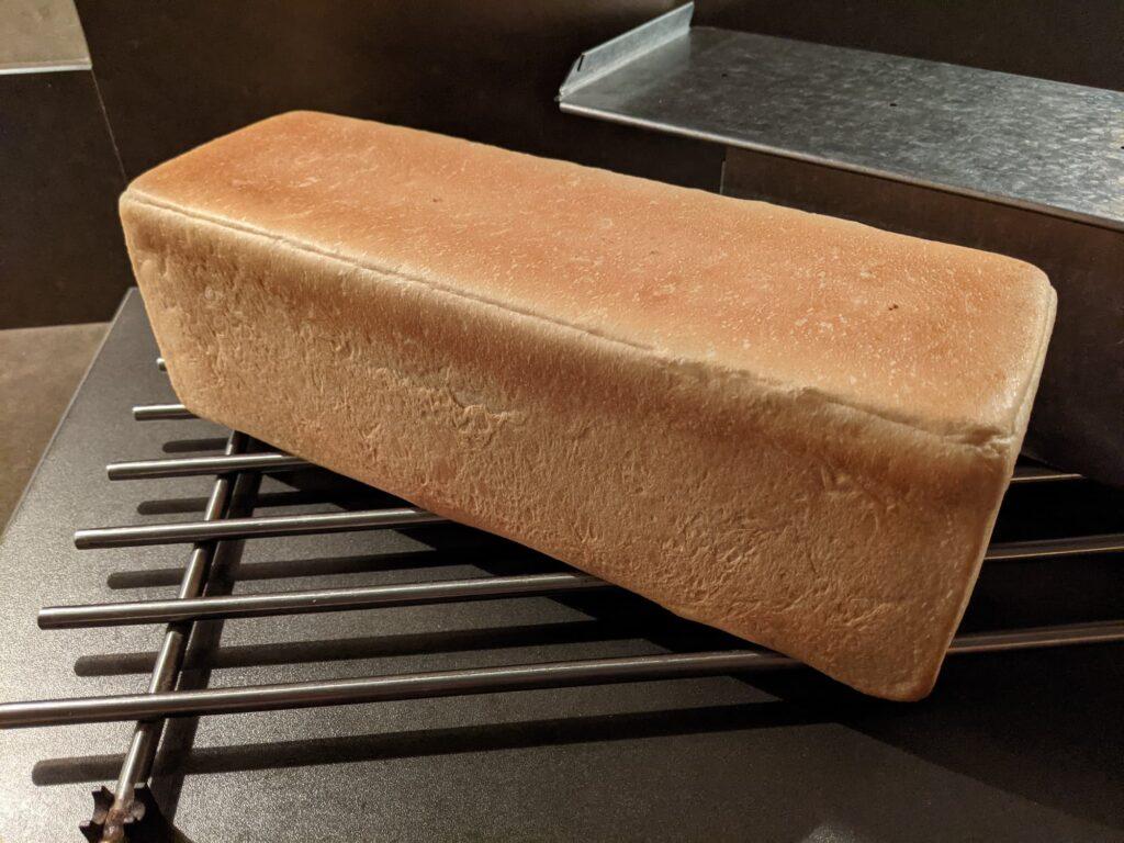 Semolina-Tarwe Casinobrood - Na het bakken